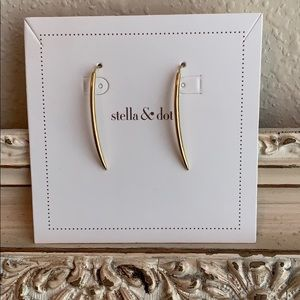 Stella & Dot Jewelry - Stella & Dot Marlin Earrings